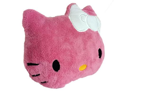 Hello Kitty Pembe Peluş