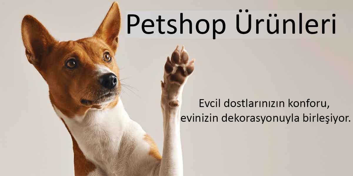 kedi köpek petshop